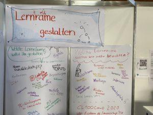 """CLC Jahresmotto 2020: """"Lernräume gestalten"""""""